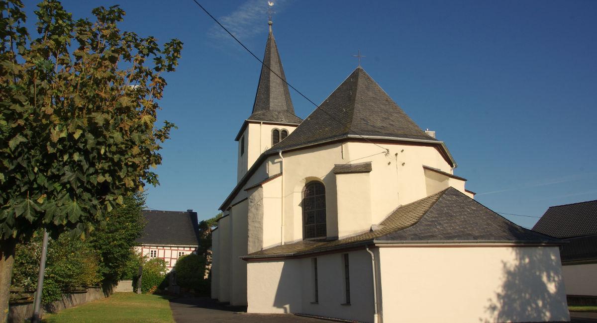 Pfarrkirche St. Goar Lieg